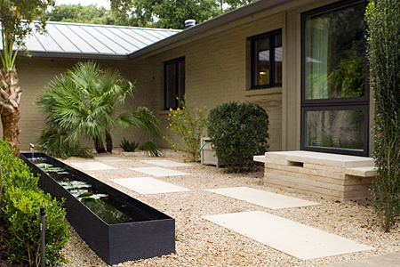 An Entry Courtyard Should Welcome Your Guests And Be A Place To