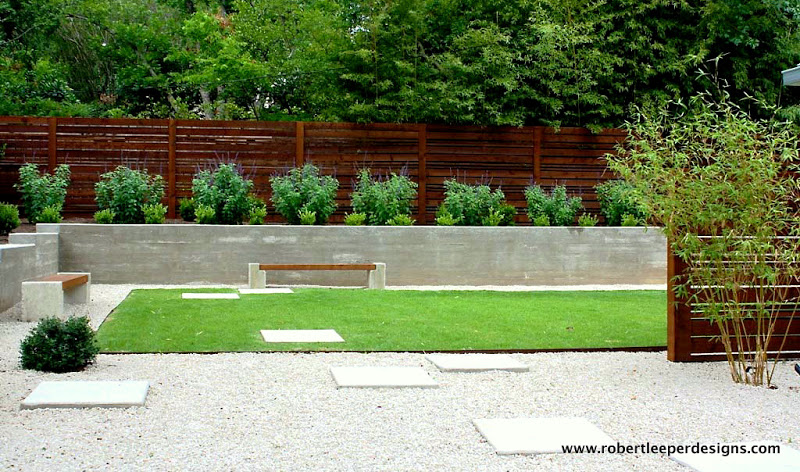 landscape modern garden design - photo #24